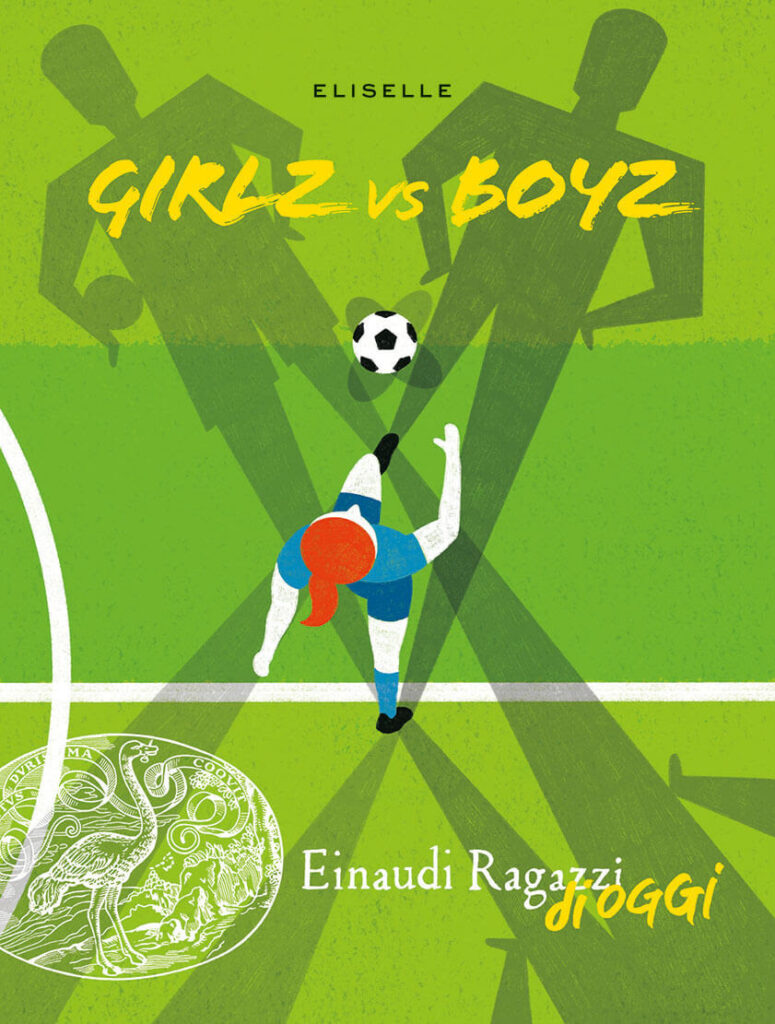 """""""Girlz vs Boyz"""" di Eliselle: una partita di calcio per sfidare gli stereotipi di genere"""